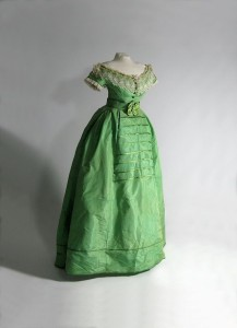 Emerald green turned out to be highly toxic, a single dress could contain enough arsenic to kill several people!